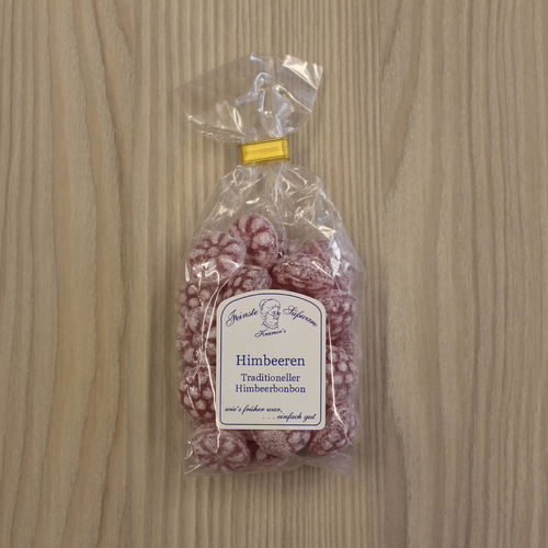 Himbeere Bonbons traditionell